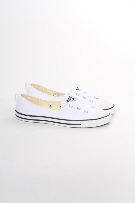 Converse Chuck Taylor All Star Low Ballet Lace white
