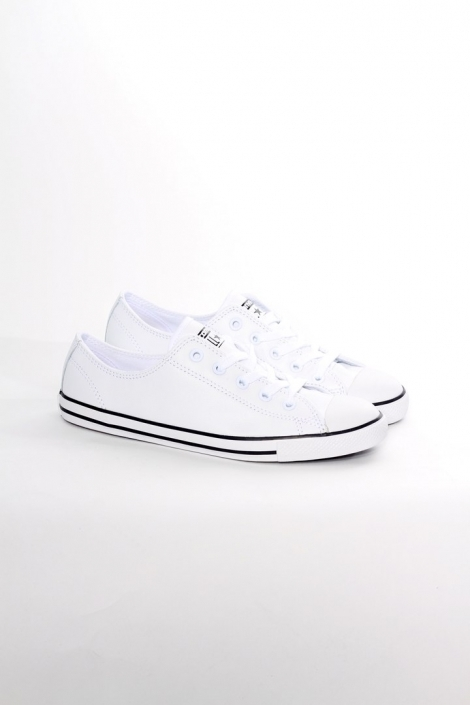Converse Chuck Taylor All Star Low Dainty Leather white