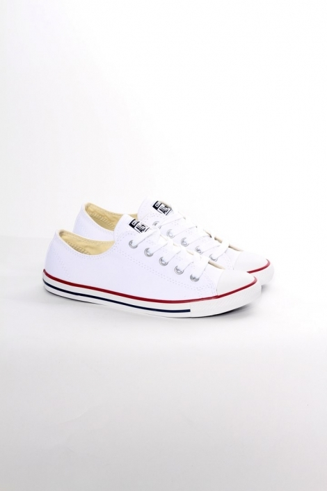Converse Chuck Taylor All Star Low Dainty white